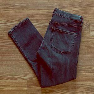 Like New COH Elsa Slim Fit Crop Jeans in Wren